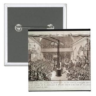 Meeting of the Jacobin Club, January 1792 Pin