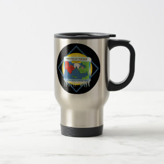 Meeting of the Sun Team Supporter Keep it Warm! Travel Mug