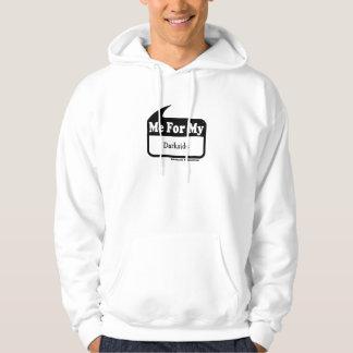 MeForMy Darkside Hoodie Sweatshirt
