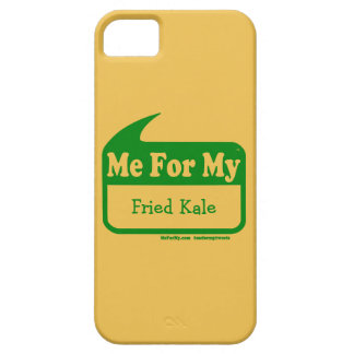 MeForMy Fried Kale iPhone Case