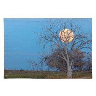 Mega Beaver Moon Placemat