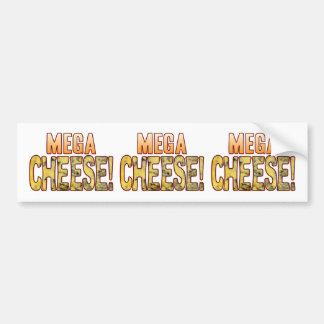 Mega Blue Cheese Bumper Sticker