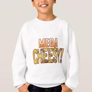Mega Blue Cheesy Sweatshirt