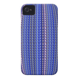 Mega Bright Colorful Purple Geometric Design iPhone 4 Covers