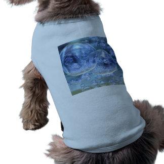 Mega Bubbles Bubbly Fun Doggie Shirt
