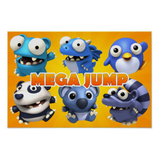 Mega Jumpers Poster