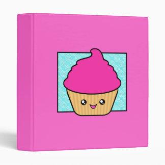 Mega Kawaii Cupcake Binder