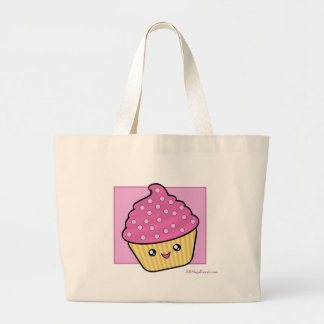 Mega Kawaii Cupcake Tote Bag