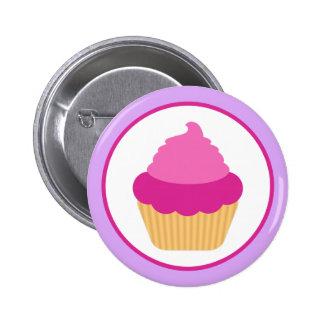 Mega Kawaii Super Sweet Cupcake Button
