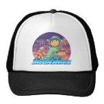 Mega Man & Rush Key Art Hats