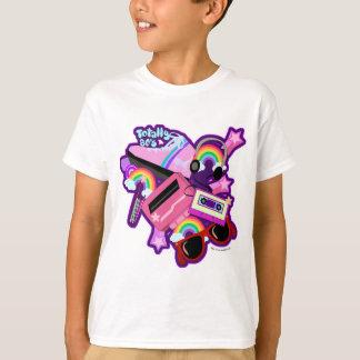 Mega Neon 80s Design T-Shirt