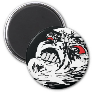 Mega Rage 2 Inch Round Magnet