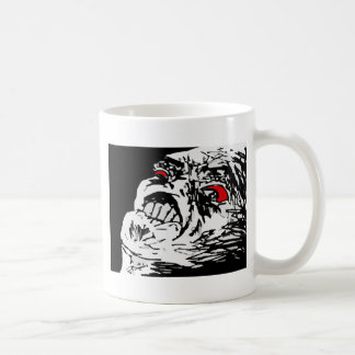 Mega Rage Coffee Mug