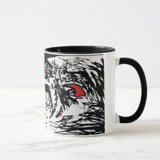 Mega Rage Face Coffe Mug