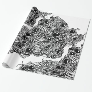 Megadoodle Classic Wrapping Paper