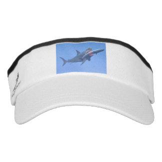 Megalodon eating a whale visor