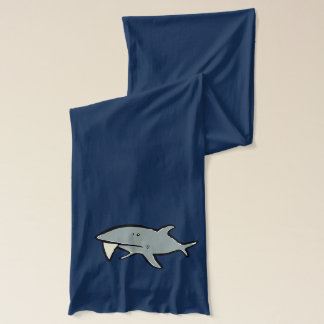 megalodon scarf