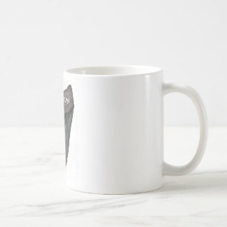 Megalodon Shark Tooth Coffee Mug