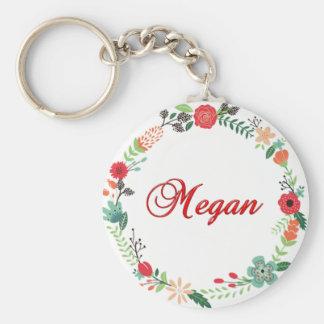 Megan Keychain