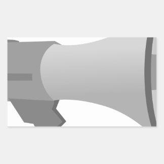 Megaphone Sticker