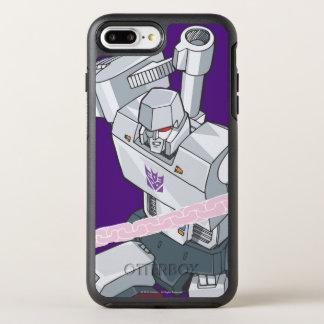 Megatron 3 OtterBox symmetry iPhone 7 plus case