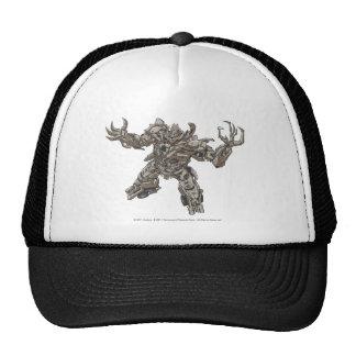 Megatron Line Art 2 Mesh Hats
