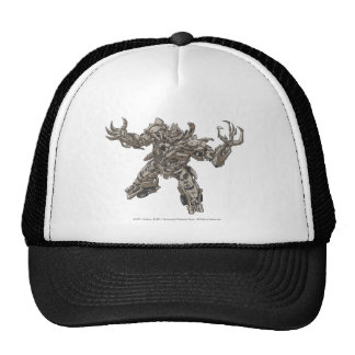 Megatron Line Art 2 Trucker Hat