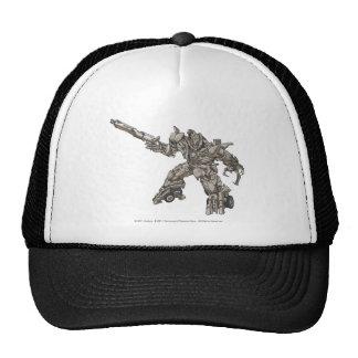 Megatron Line Art 3 Trucker Hat