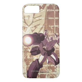 Megatron - Weathered Brick Wall iPhone 7 Case