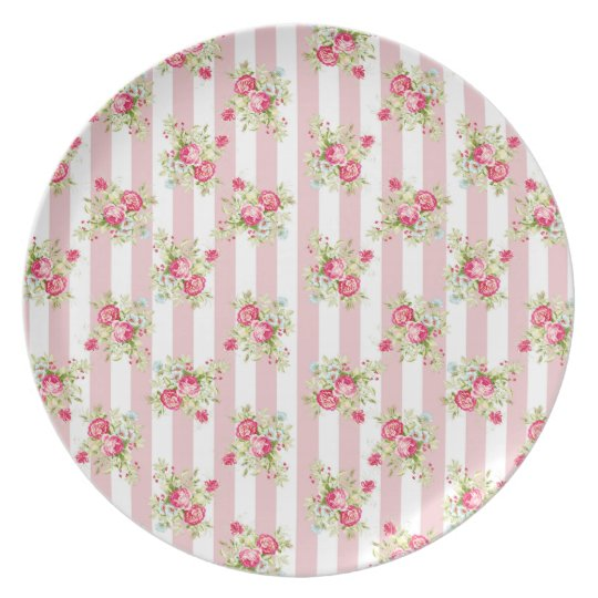 Meghan Cottage Chic Malenine Dinner Plate