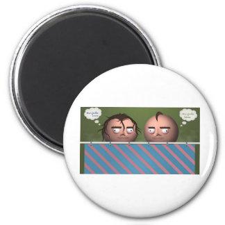 MEGUSTA.jpg 2 Inch Round Magnet