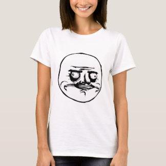 Megusta Meme Face (from reddit, 9gag, 4chan) T-Shirt