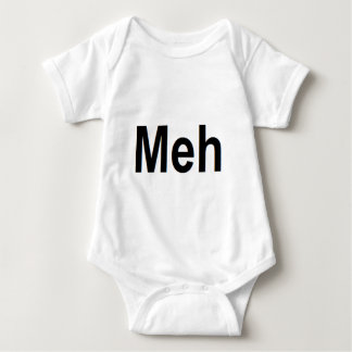 Meh Apparel Baby Bodysuit