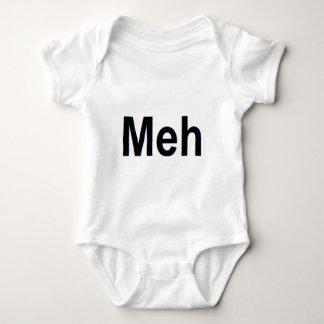 Meh Baby Bodysuit