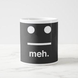 meh. large coffee mug