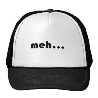 meh... trucker hat