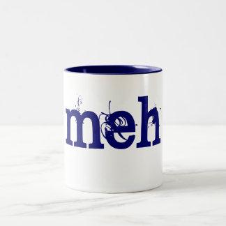 meh Two-Tone coffee mug