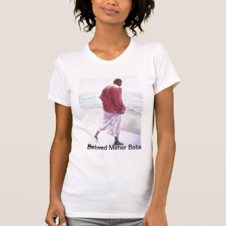 Meher Baba at the Ocean T-Shirt