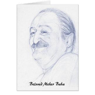 Meher Baba Card