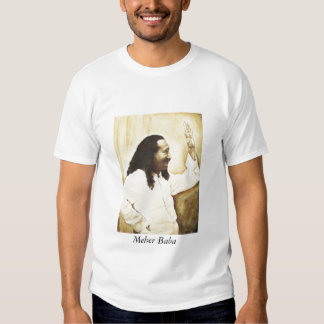 "Meher Baba ""Happy Trails"" Tee Shirts"