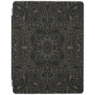 Mehndi Gold iPad Cover
