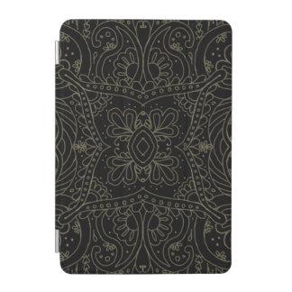 Mehndi Gold iPad Mini Cover