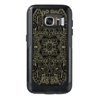 Mehndi Gold OtterBox Samsung Galaxy S7 Case