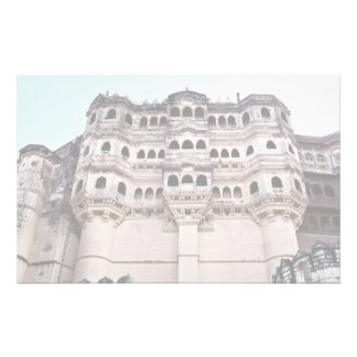Mehrangarh Fort, Jaipur, Rajasthan, India Stationery