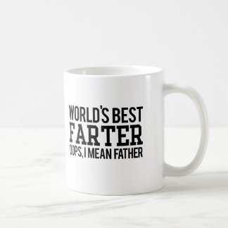 Meilleur Farter du monde, je veux dire le père Mug
