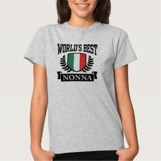 Meilleur Nonna du monde Tee-shirts