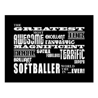 Meilleur Softballers Plus grand Softballer