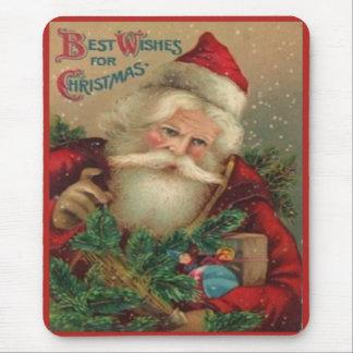 Meilleurs voeux pour Noël Tapis De Souris