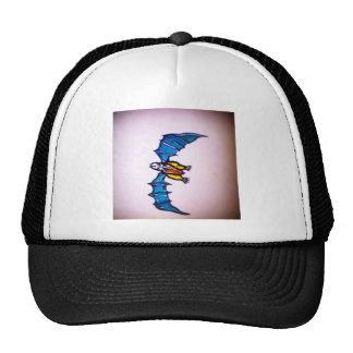 Mein lil Chiropter by Luminosity Trucker Hat