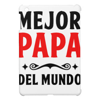 mejor papa delmonico iPad mini cases
